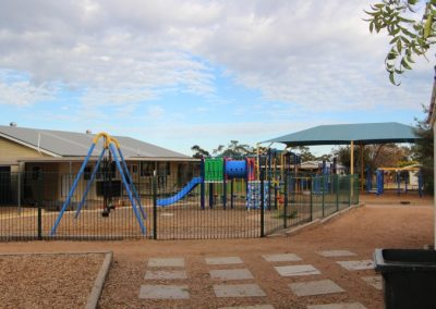 Photo of the playground